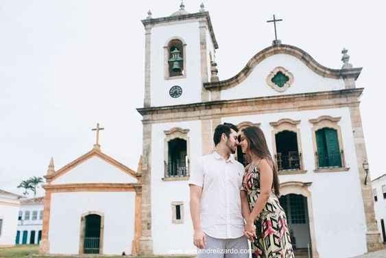 Ensaio pré-wedding católico em Salvador - 3