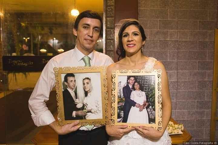 Foto com a foto dos pais: você faria? - 1