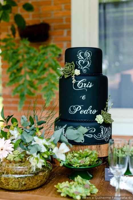 Quantas ⭐'s você dá para este bolo? - 1