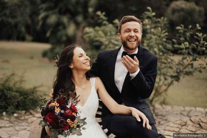 Os mais lindos casamentos de 2020: vote e inspire-se! 💍 - 1