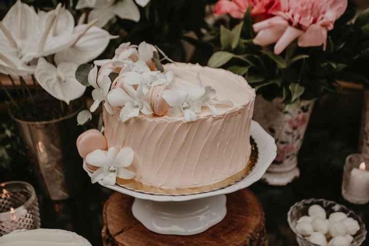 Este bolo de casamento: 0, 5 ou 10? - 1