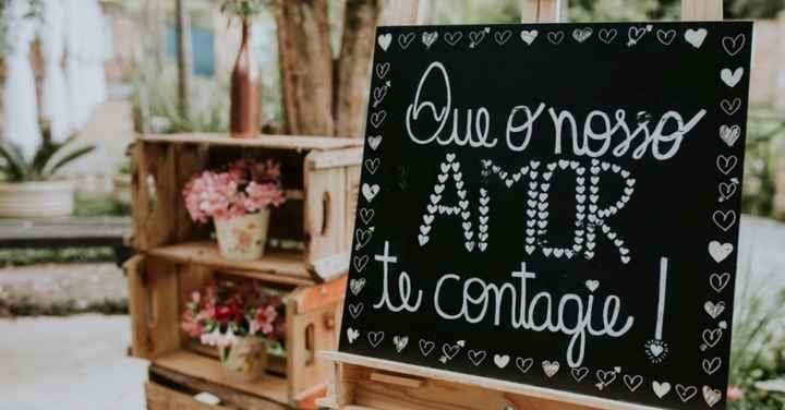 Decoração de casamento com caixotes: seis ideias lindas e rústicas! - 1