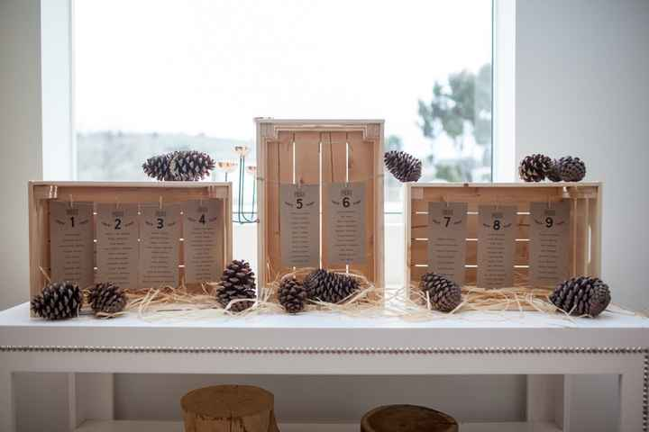Decoração de casamento com caixotes: seis ideias lindas e rústicas! - 3