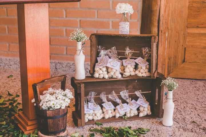 Decoração de casamento com caixotes: seis ideias lindas e rústicas! - 8