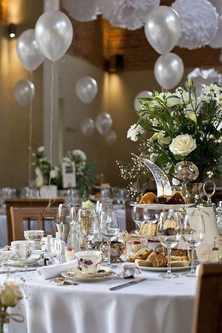 Decoraç u00e3o com balões -> Decoração Balões Casamento
