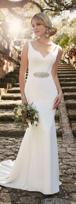 A lua-de-mel perfeita - O vestido de noiva