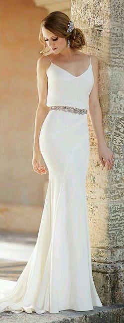 Que Barbie noiva você é? O vestido