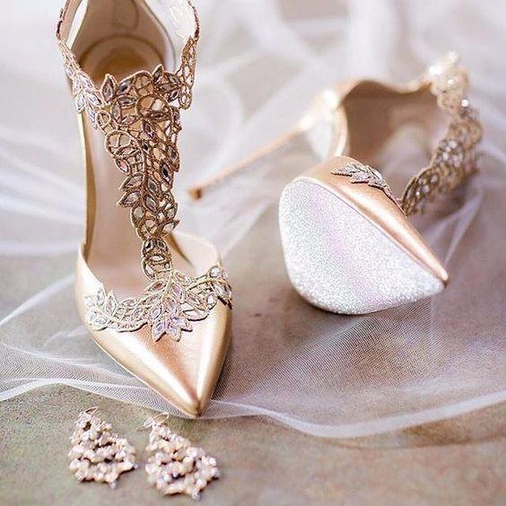 Que Barbie noiva você é? O sapato