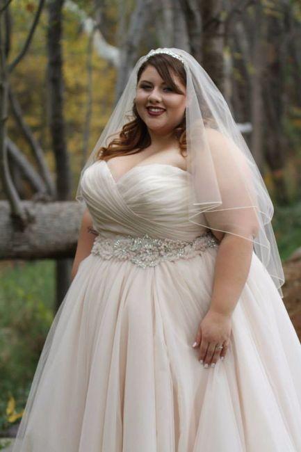 Vestidos Para Noivas Plus Size-7160