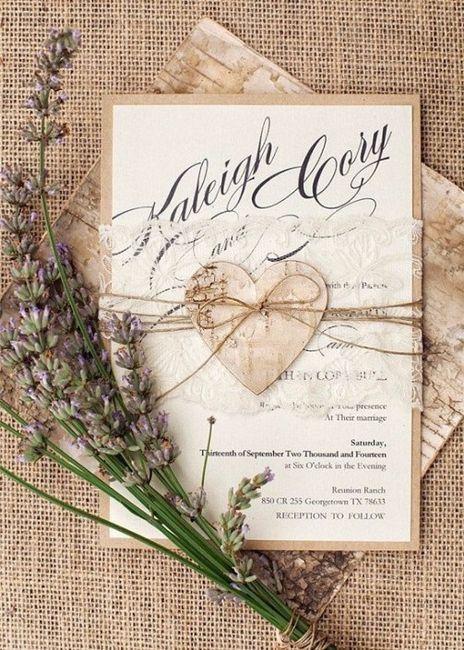 TOP 10 convites de casamento
