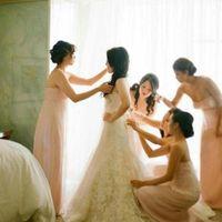 💄 Missão Dia da Noiva: a foto com as madrinhas