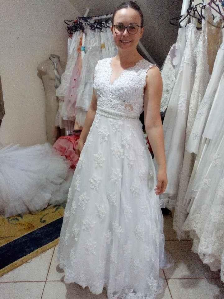 Meu vestido 😍❤️ - 3