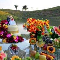 Casamento ao ar livre! - 2