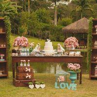 Casamento ao ar livre! - 3