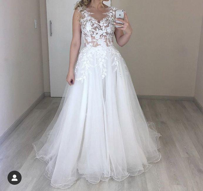 Achei meu vestido! - 1