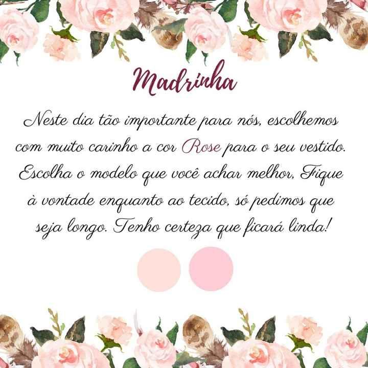 Madrinhas