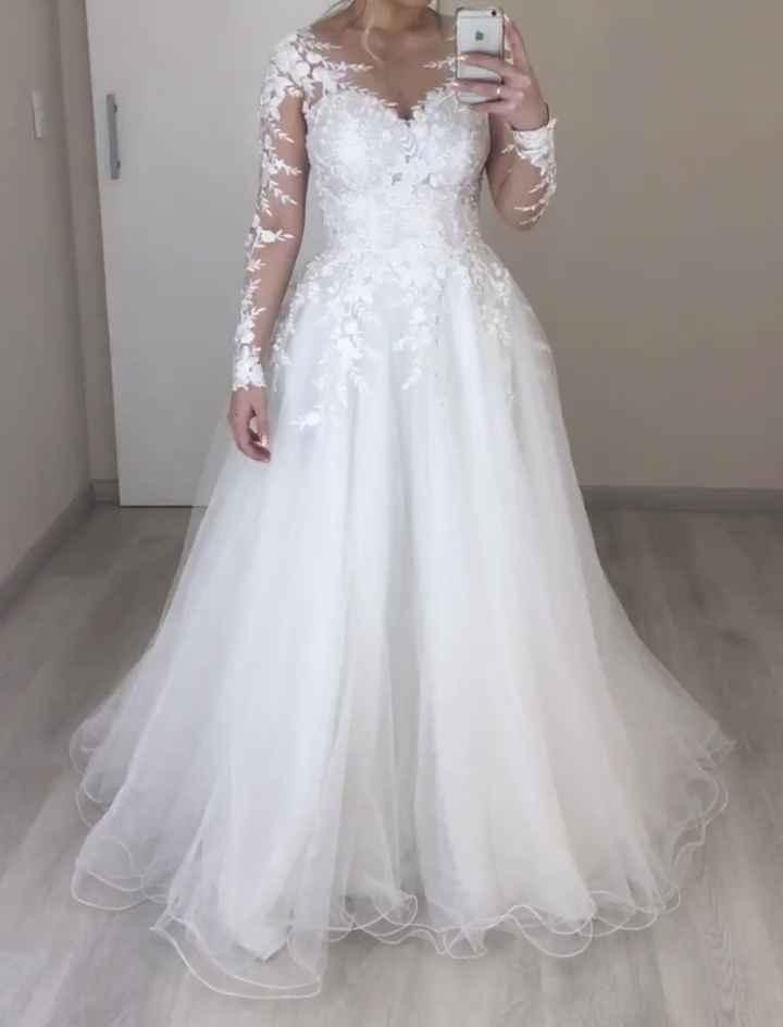 Achei meu vestido! - 2