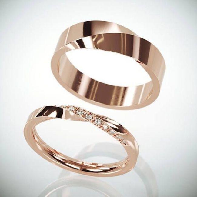 Já tem as alianças do casamento? 💍 4