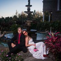Foto no castelo Bevedere em treze de maio Tubarão SC meu  noivo mais lindo ♥