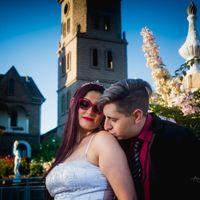 O Beijo mais lindo Castelo Bevedere 13 de Maio Tubarão SC