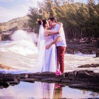 Acho essa nossa foto muito romantica Barra da Ferrugem - Garopaba SC