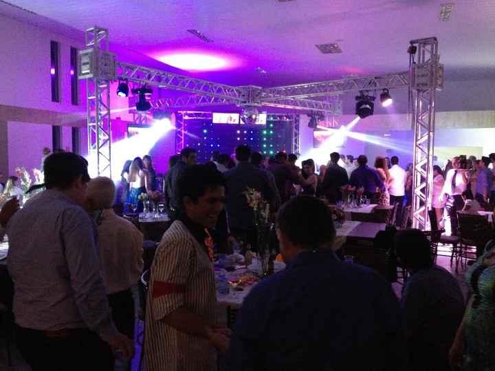 festa casamento com Dj Marcelo Cerezer em Dourados MS
