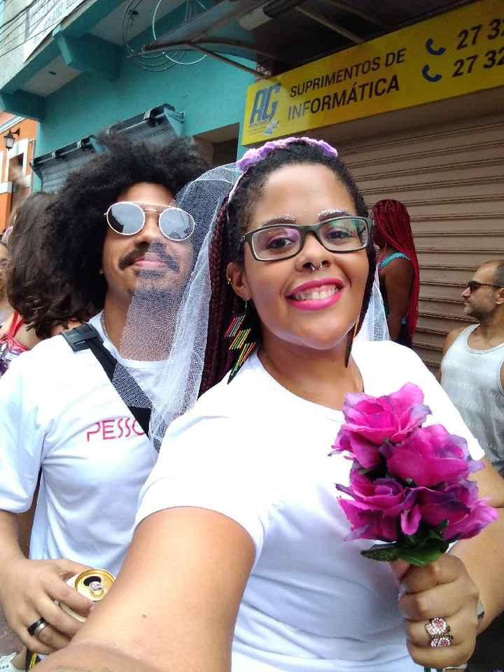 Noivos carnavalescos... Somos!!  #vemcomagente - 3