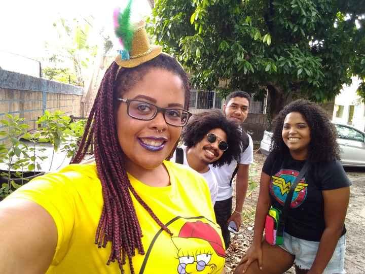 Noivos carnavalescos... Somos!!  #vemcomagente - 6
