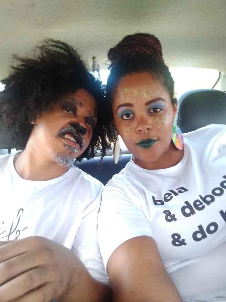 Noivos carnavalescos... Somos!!  #vemcomagente - 8