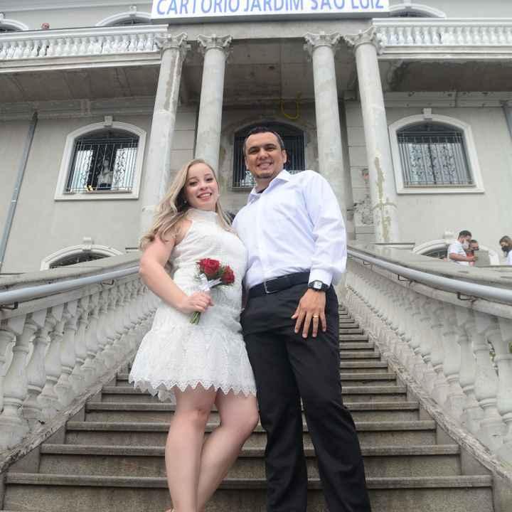 Casei no Civil! - 1