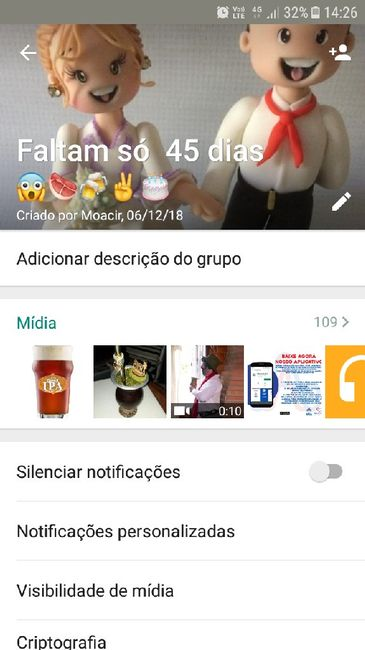 Grupo Whatsapp Para Madrinhas