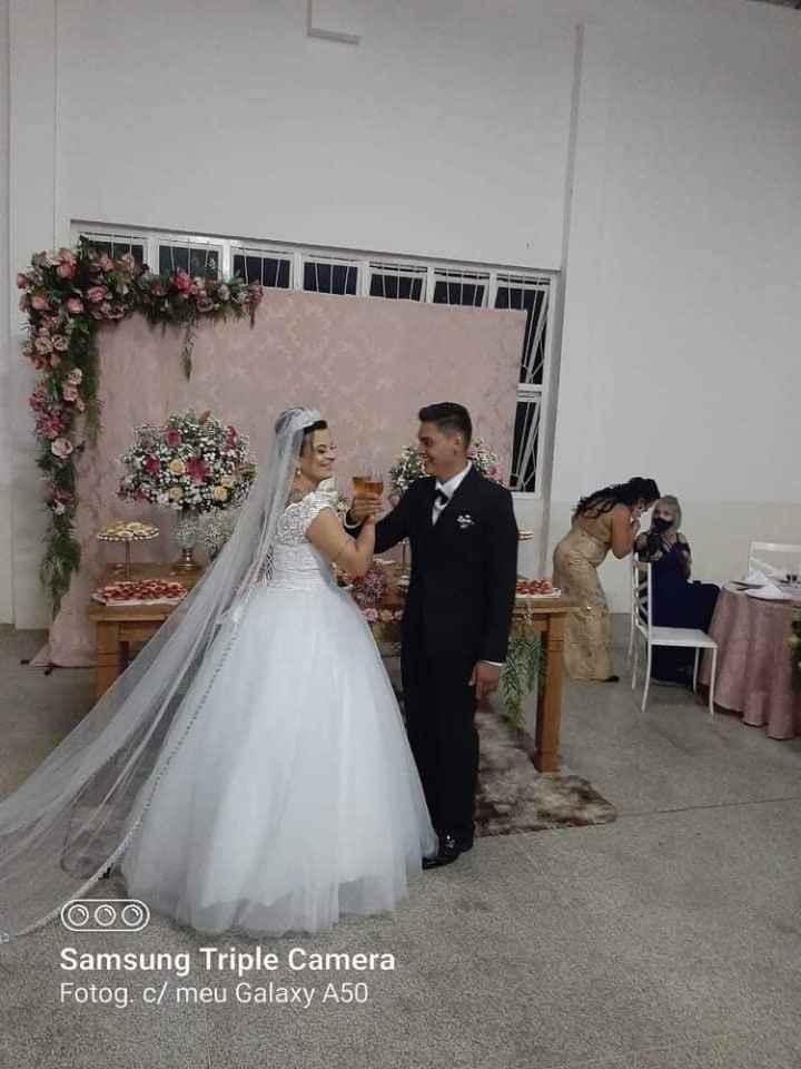 Casamento na pandemia meu relato - 3
