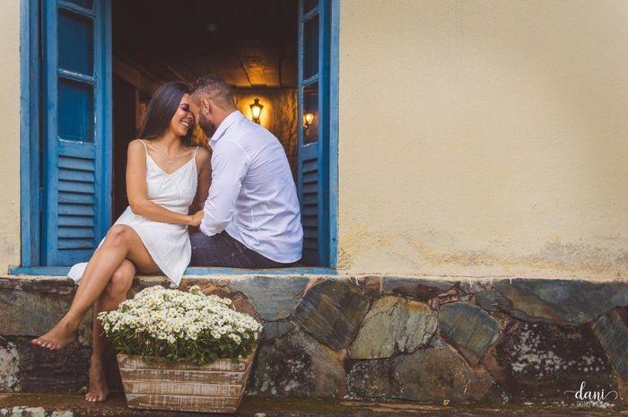 Fotos Pré Wedding (previa) 2