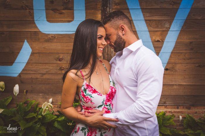 Fotos Pré Wedding (previa) 3