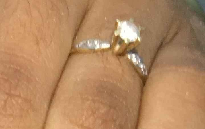 eu disse sim 💍 - 1