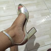 Sandalia do casamento! - 1