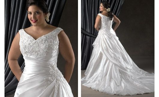 7814fd719 Vestidos de noiva plus size