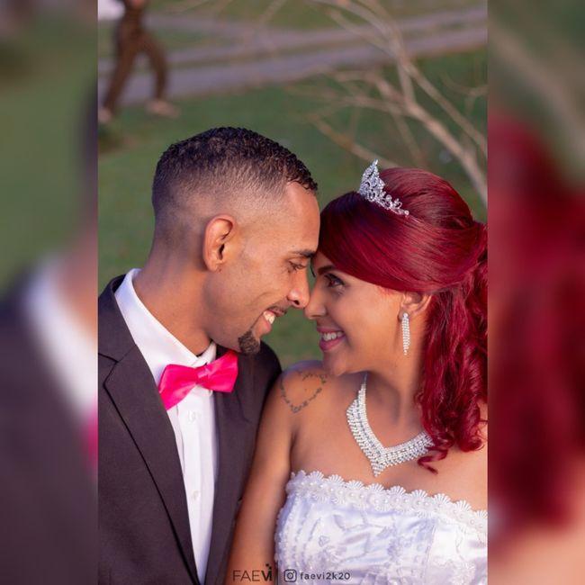 Casamos #vemver 😍 - 2