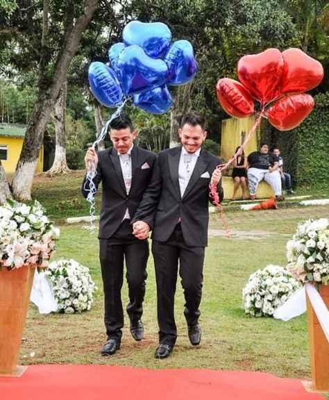 Casamento Gay - 1