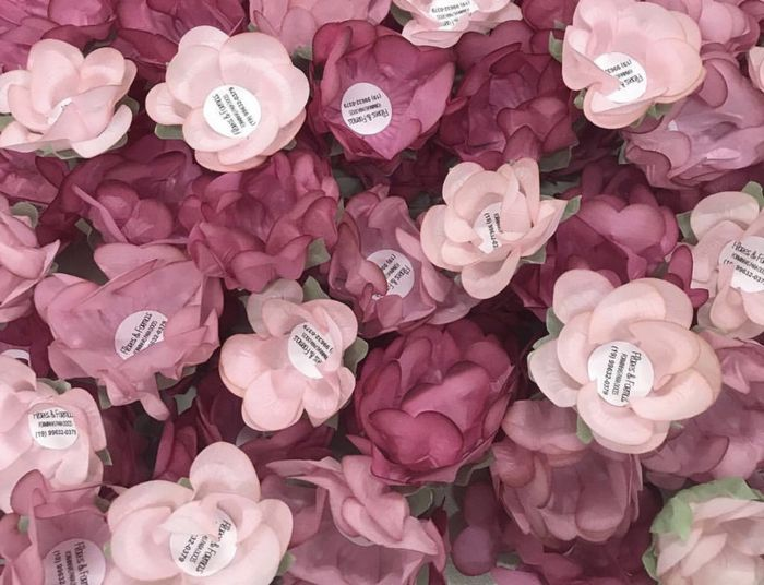 Nossas forminhas de flores #vemver 3
