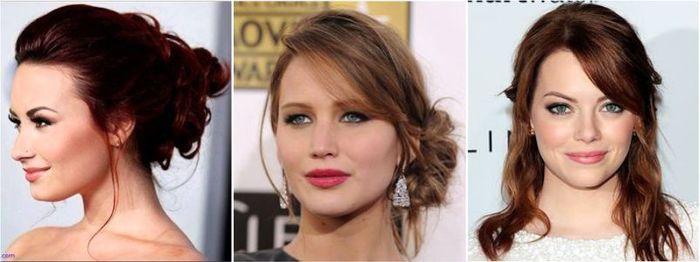 Penteados para cada tipo de rosto 2