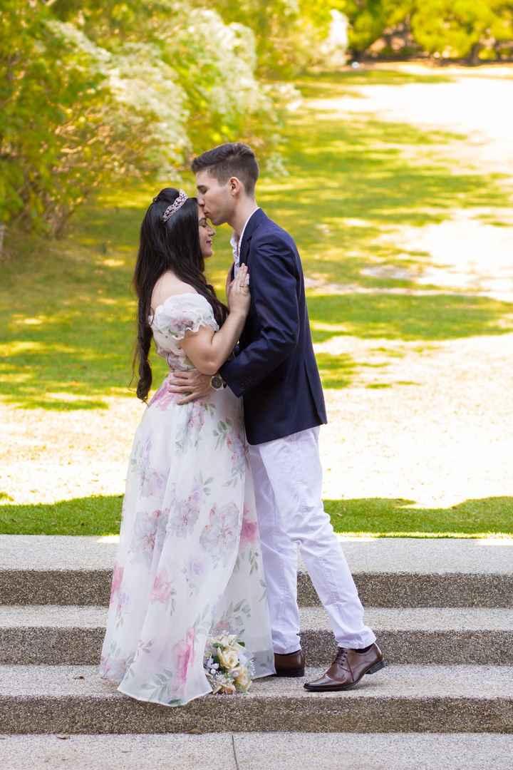 Quanto tempo antes do casamento fazer o ensaio pré noivinhas? - 1