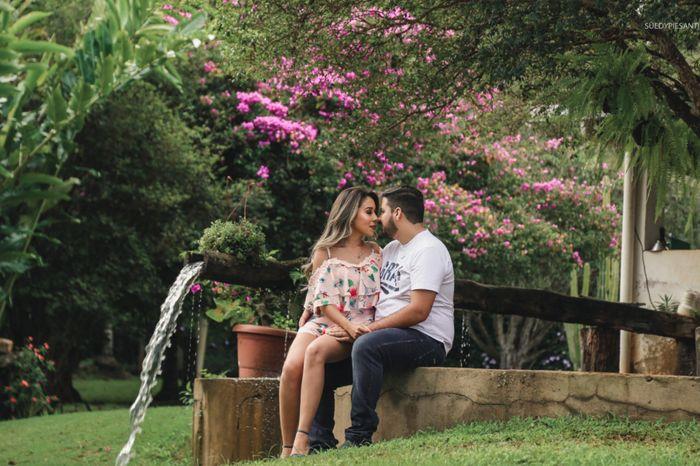 Fotos pré-casamento! 2