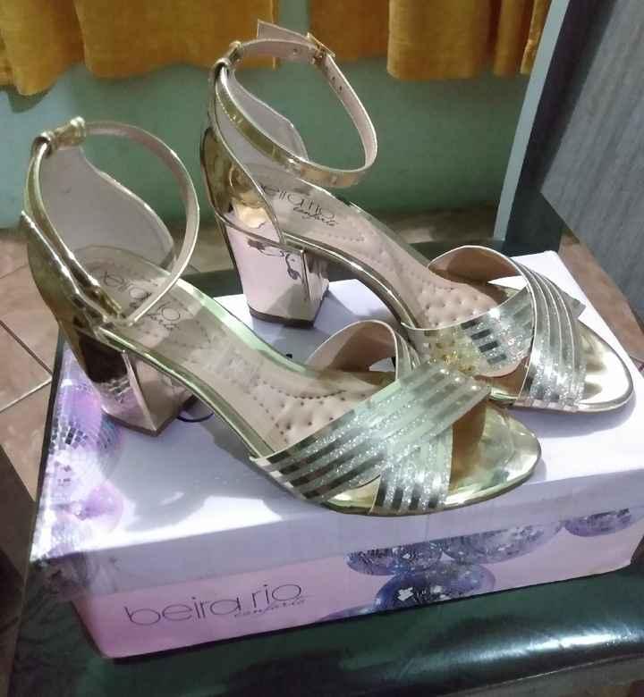Sapato da noiva [vem ver] - 1