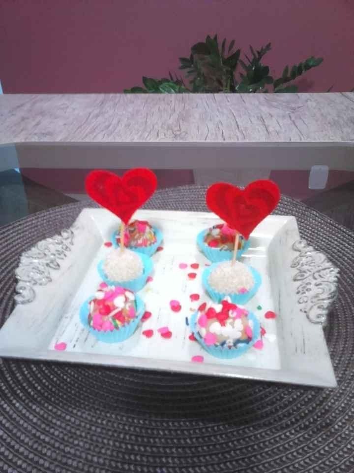 bodas de beijinhos