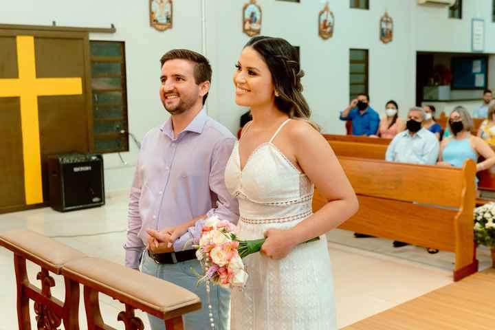 Casamento - festa remarcado mais de 1 anos depois. - 1