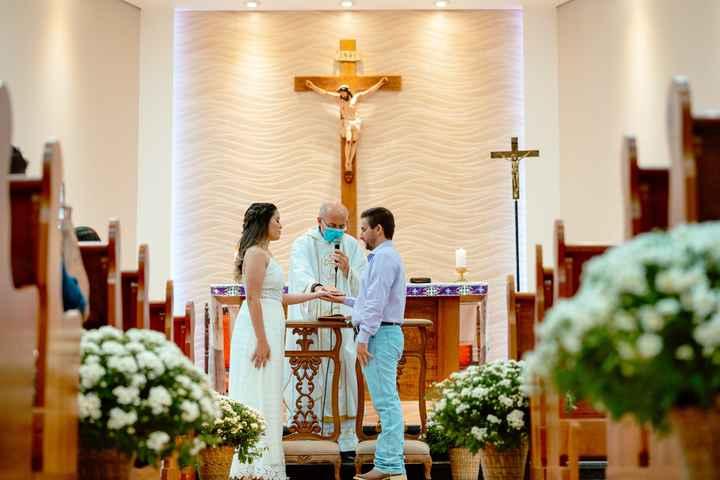Casamento - festa remarcado mais de 1 anos depois. - 2