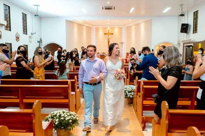 Casamento - festa remarcado mais de 1 anos depois. - 4