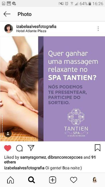 Dica de fotógrafa e massagem relaxante para noivinhas de Recife - 1
