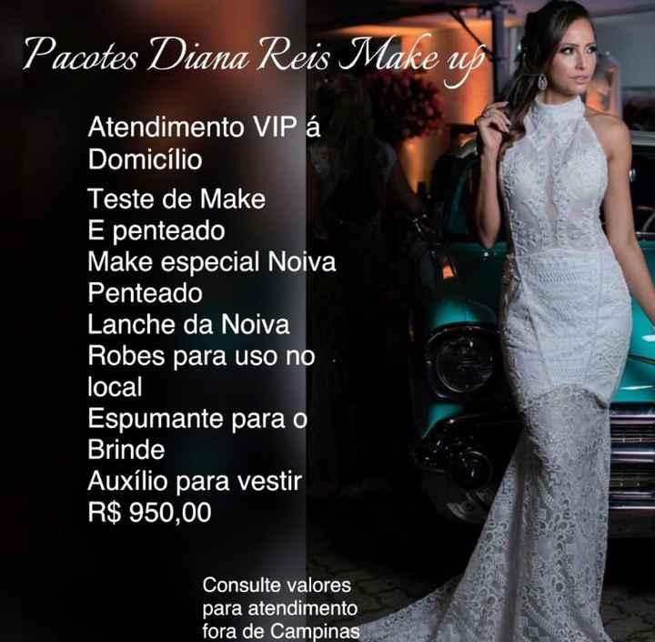 Dia da Noiva - Hotel Victoria Concept Campinas - 1